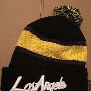 Los Angeles winter cap